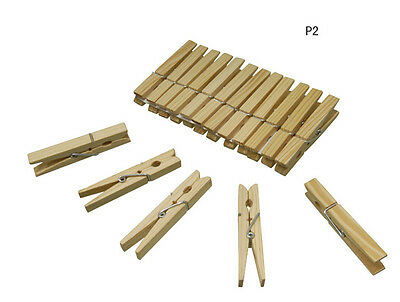 Wooden clothes pegs washing line airer dry line wood peg gardens