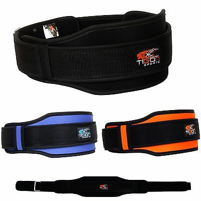 Weight Lifting Belt Fitness Gym Workout Neoprene Double Pain Support Brace Belt