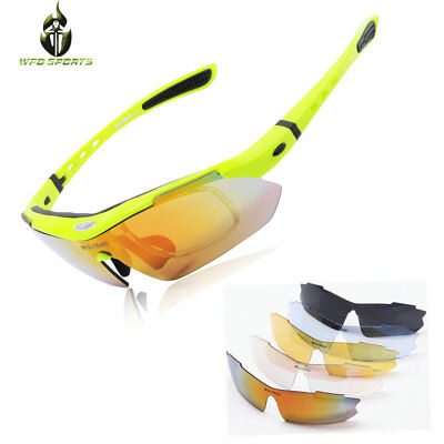 Polarized Sunglasses Cycling Bicycle Bike Outdoor Sports Fishing Driving Glasses