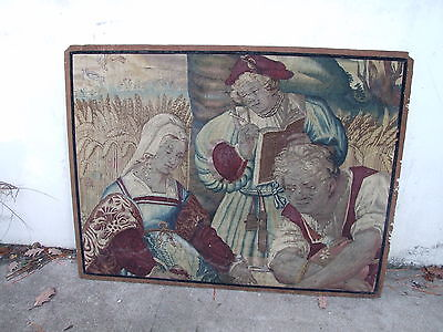 Old flamish tapestry c 1650