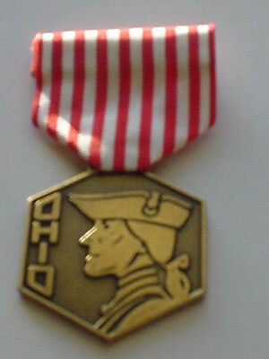 Ohio Commendation State Ng Medal