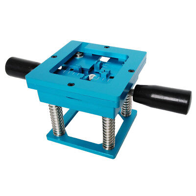 BGA Universal Blue 90X90mm Reballing Station + 9-stencil + 9-bottle Solder Ball