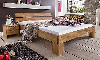 doppelbett bett 160x200 kernbuche buche holz massiv ge lt neu ovp eur 329 00 picclick de. Black Bedroom Furniture Sets. Home Design Ideas