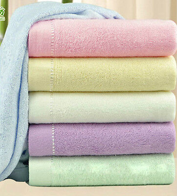 SUPREME BAMBOO FIBER FACE TOWEL Sports Workout Gym for the whole family 33*34cm