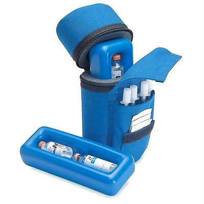 Diabetic Insulin Protector Case Supplies Medicool Cooler Protectall Cool Carry