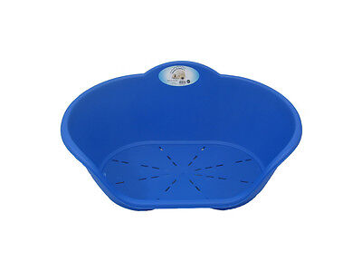 Heavy Duty Royal Blue Pet Bed Dog Cat Beds Plastic Basket Dogs Cats Pets Animal