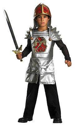 Knight of the Dragon Medieval Child Costume