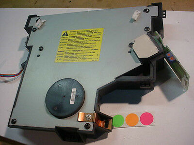 HP LaserJet 8000 8100 8150 8500, RG5-1895 Laser Scanner Assembly,  FAST SHIP