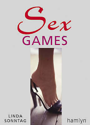 SEX GAMES: Pocket Guide by Linda Sonntag : WH2-R5D : PBS674 : NEW BOOK