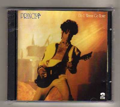 ♫♪♫ Prince - Do U Wanna Go Home - 2 Cd Live 1993 Siae It - Raro Mint Sealed!!!