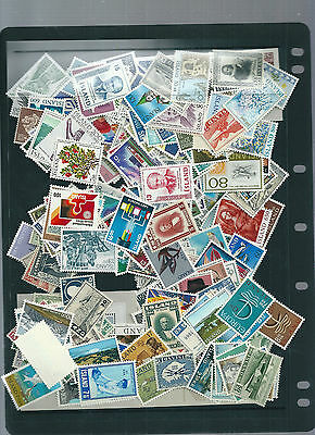 Iceland 400 different stamps unmounted mint