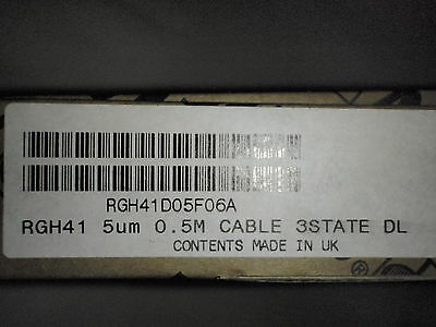 RENISHAW  RGH41D05F06A  Incremental Linear Encoder Read Head