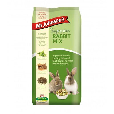 Mr Johnson's Supreme Rabbit Food Mix