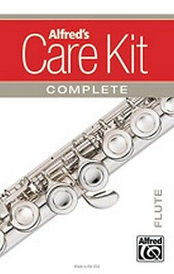 Alfred's Care Kit Complete for Flute