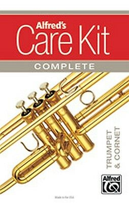 Alfred's Care Kit Complete for Trumpet & Cornet