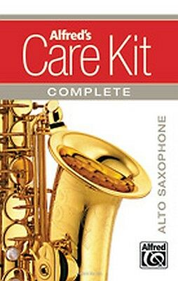 Alfred's Care Kit Complete for Alto Saxophone