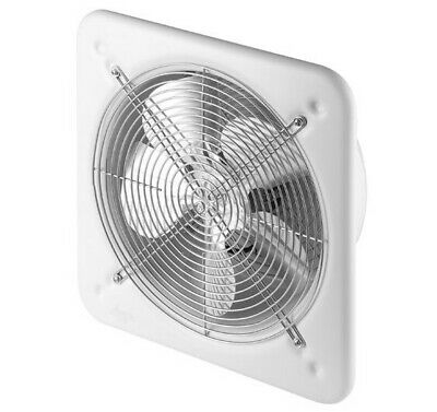 "Industrial Extractor Fan 200mm 8"" 250mm 10'' 315mm 12.4"" Commercial Ventilator"