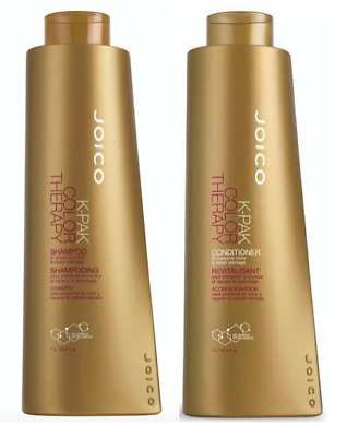 Joico K Pak Color Therapy Shampoo and Conditioner 1000ml 1 Litre Duo Pack Colour