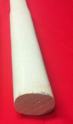 Sledge Hammer Shaft Handle Hickory Expert Quality 900Mm 45Mm X 32Mm Eye