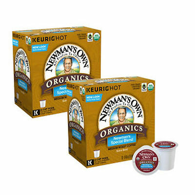 Newman's Own Organics, Special Blend, Medium Roast, Keurig K-Cups, 180-Count