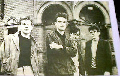 The Smiths Morrissey Postcard Free Uk P&P