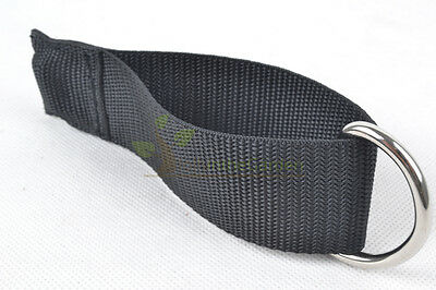 Resistance Band Door Anchor Strap Fitness Equipment D-ring Nylon Strap