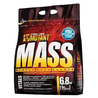 Pvl Mutant Mass - Weight Gainer - Protein Muscle Gain - All Sizes & Flavours