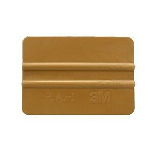 3M™ Hand Applicator PA1-G Gold Squeegee 71602 Squeegie