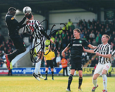 Victor WANYAMA Signed Autograph 10x8 Photo AFTAL COA Celtic Scotland Premiership