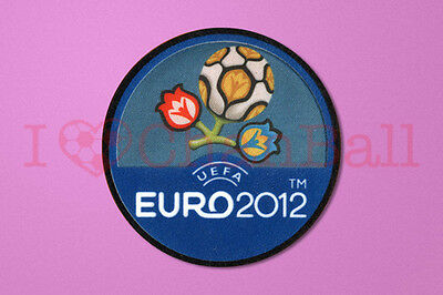 UEFA Euro Champions 2012 Football Sleeve Soccer Patch / Badge