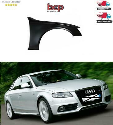 Audi A4 2008 - 2012 Front Wing Rh Right O/s Drivers Side New