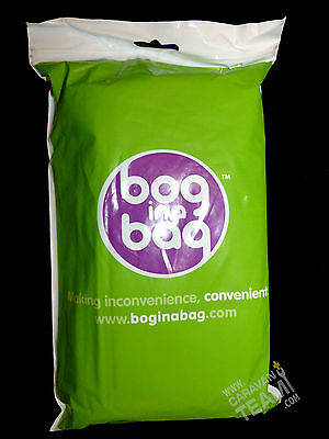 Boginabag Portable Refill Toilet Bags - Festival Camping Fishing Hiking