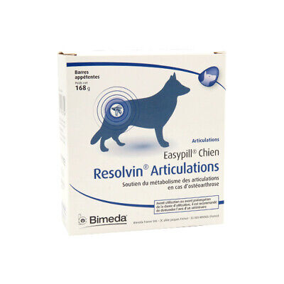 Easypill Resolvin Articulations pour Chien