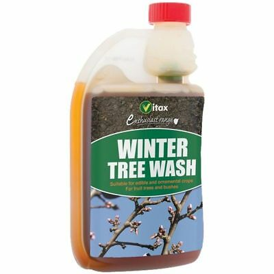 Vitax Natural Winter Tree Wash Organic Fruit Bushes Aphid Insect Pest Control