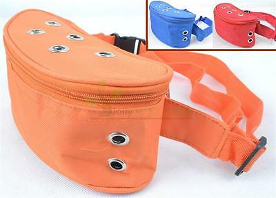 Fashion Bag Carrier Packet for Rat Hamster Ferrets Bird Parrot Squirrel Reptile