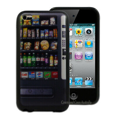 NEW Vending Machine Case for iPod touch 4th Gen 4 Hard Plastic Back Cover