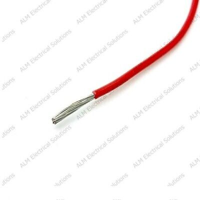 2.5mm Thinwall Tinned Cable 29 Amp 35/0.30 Auto & Marine All Lengths and Colours