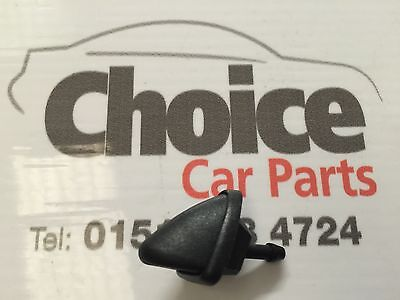 Genuine Vauxhall Zafira B Astra H Estate Rear Washer Jet 13389726