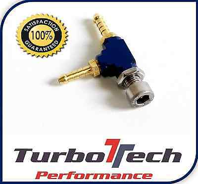 New Turbotech Adjustable Turbo Boost Controller- Universal. Blue