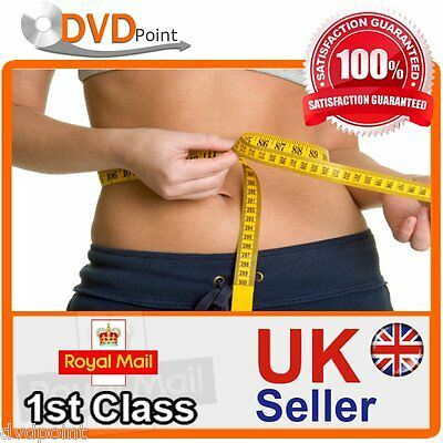 Exercise Workout Burn Excess Weight Fitness Training Lose Fat Calories Etc Dvd