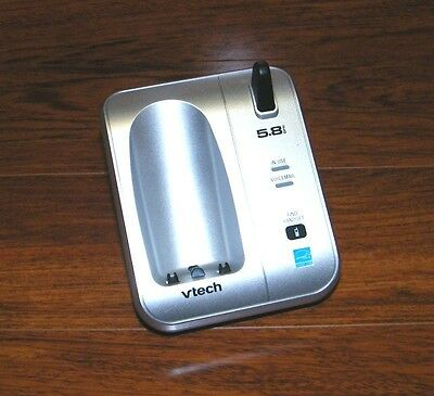 **Replacement** Vtech (CS5111-2) 5.8 GHz Main Charging Station w/ Power Supply
