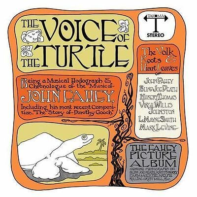John Fahey - The Voice Of The Turtle 180G LP REISSUE NEW w/ REPLICA BOOKLET