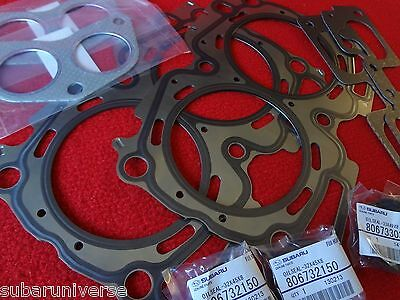 Genuine OEM Subaru MLS Head Gasket Kit Legacy Forester Outback Impreza Baja