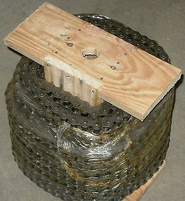 #60H Heavy Series Roller Chain 50ft roll New From Factory