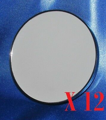 ( 12 Pack)  Mirror Make Up Cosmetic 10X Magnifying Face Care Bathroom Compact