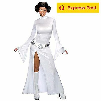 Princess Leia Costume, Adult Rubies Costumes Xs S M Halloween