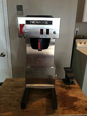 Newco Nkpdaf Plumb-in or Pour Over Coffee Brewer