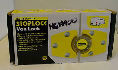 Stoplock Citroen Berlingo Dispatch Relay Van Door Lock