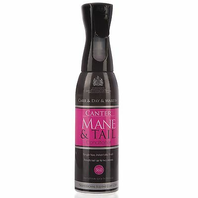 Canter Mane and Tail Conditioner Spray Equimist 600ml