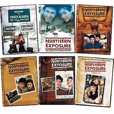 Northern Exposure: Complete Series Seasons 1 2 3 4 5 6 Box / DVD Set(s) NEW!